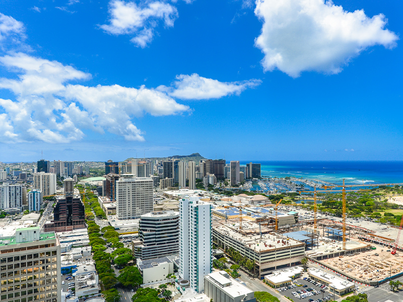 Condominium for Sale at Hawaiian Urban Oasis Moana Pacific 1288 Kapiolani Blvd I-4608 Honolulu, Hawaii 96814 United States
