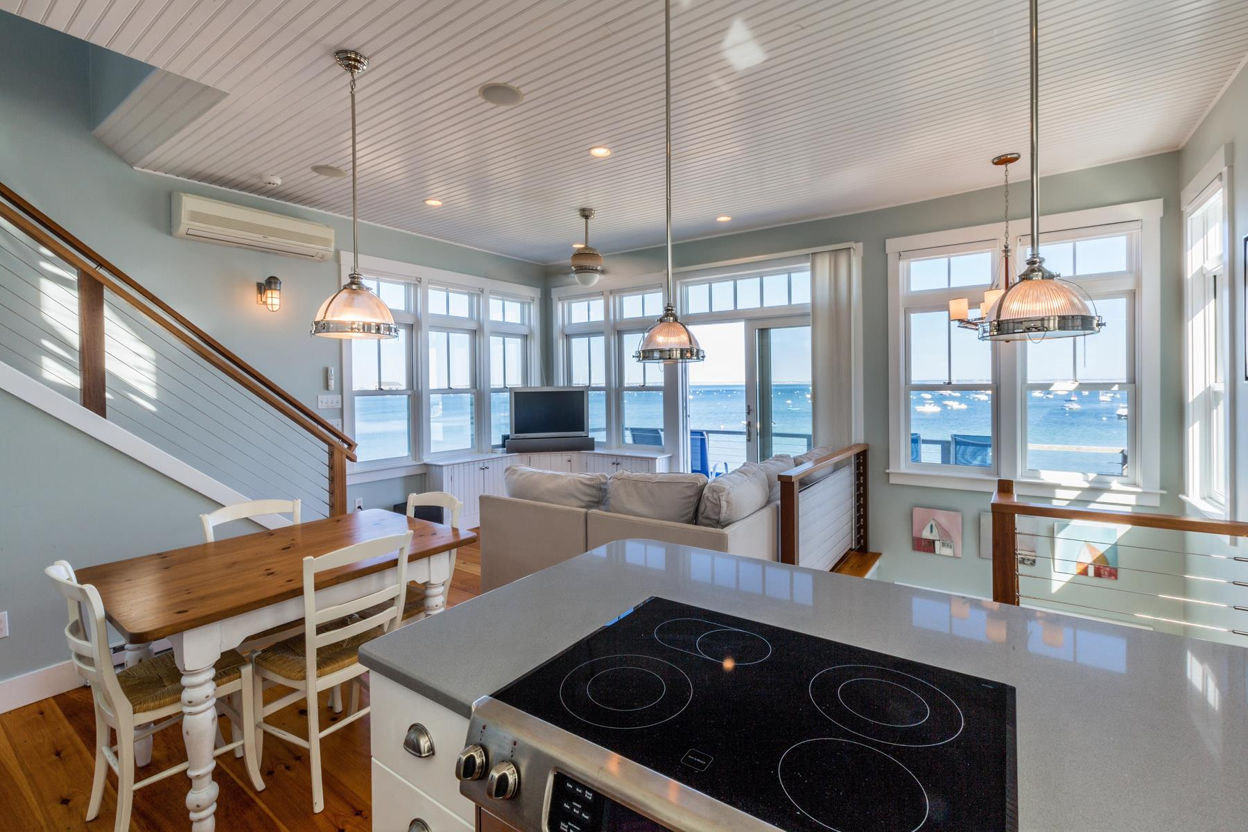 Condominium for Sale at West End Beachfront 153 Commercial Street, Unit 6 Provincetown, Massachusetts 02657 United States