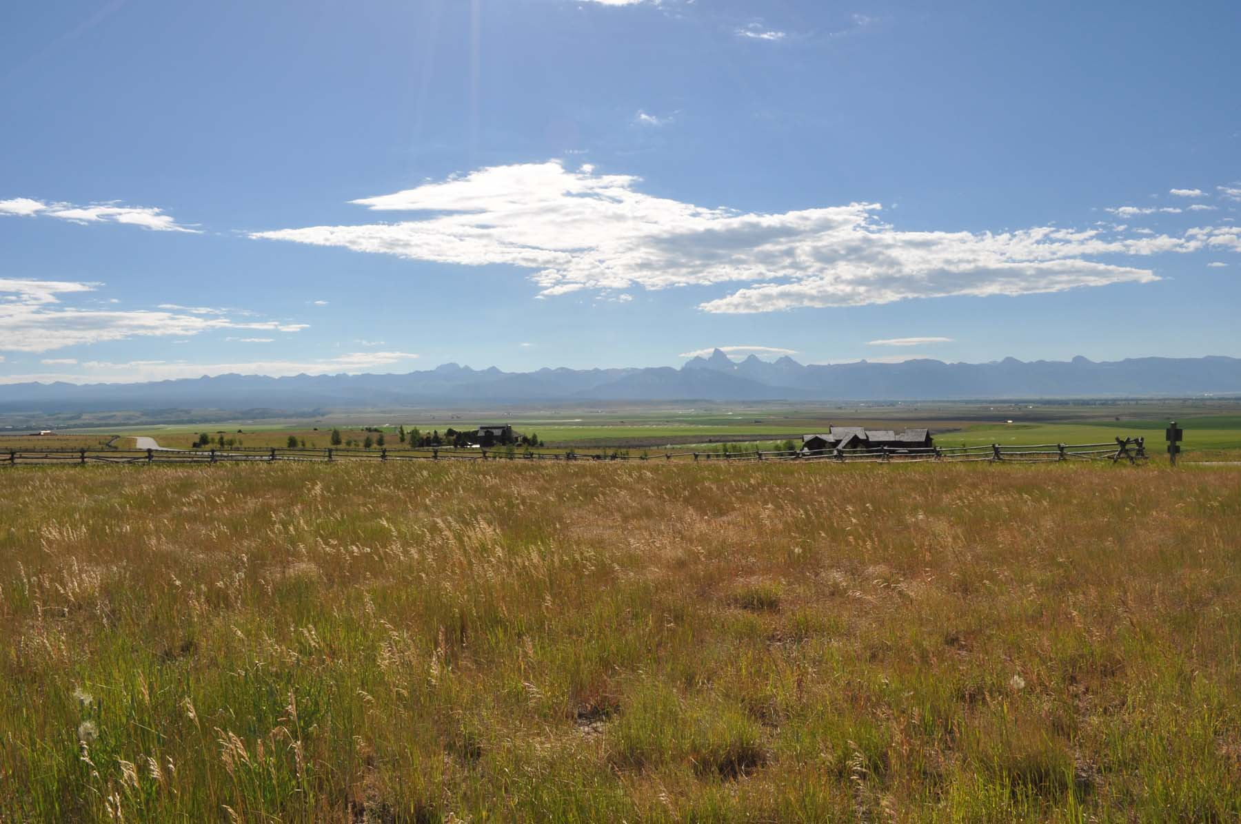Земля для того Продажа на Fenced Horse Property in River Rim Ranch 9030 River Rim Ranch Road Tetonia, Айдахо, 83452 Jackson Hole, Соединенные Штаты