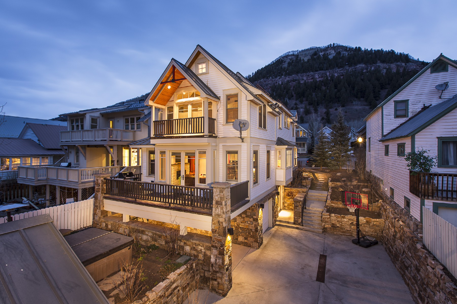 Single Family Home for Sale at 522 W Colorado Avenue Telluride, Colorado, 81435 United States