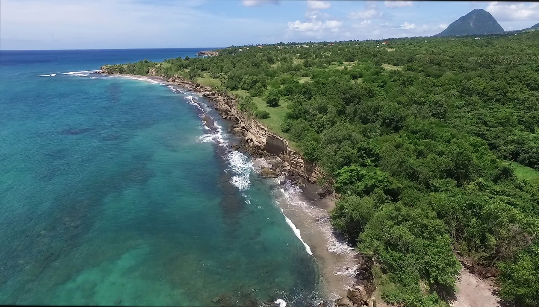 Land for Sale at Saphyr Estate Laborie, Laborie, St. Lucia