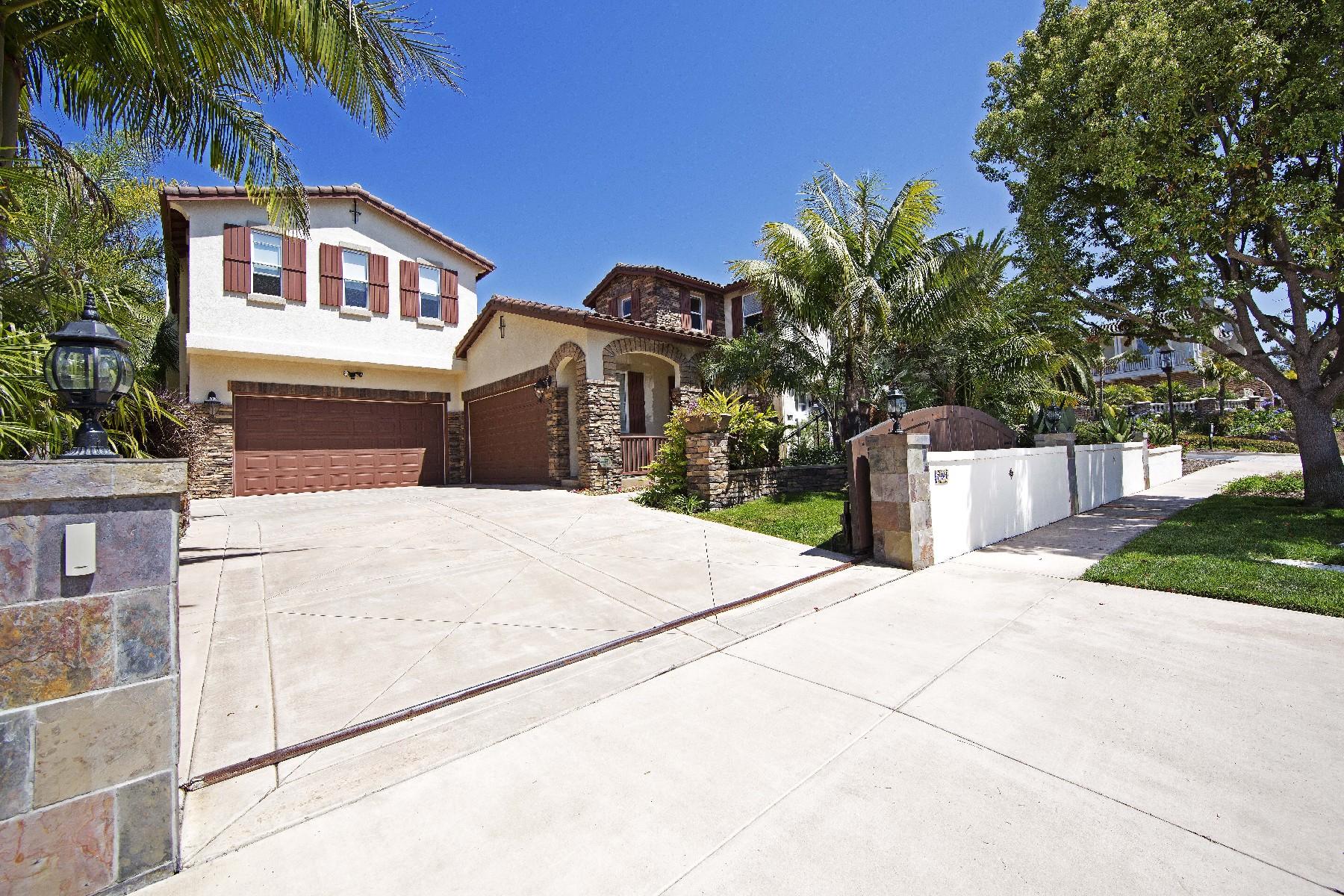 Casa Unifamiliar por un Venta en 791 Jensen Court Encinitas, California 92024 Estados Unidos