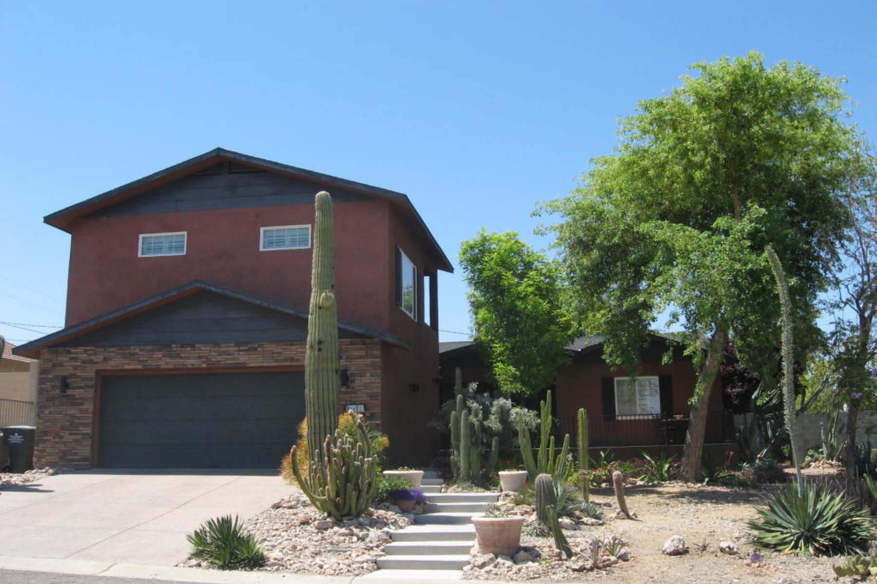 一戸建て のために 売買 アット Charming three bedroom, 2.5 Bath well placed on a hill with Mountain Views. 13418 N 19TH ST Phoenix, アリゾナ 85022 アメリカ合衆国