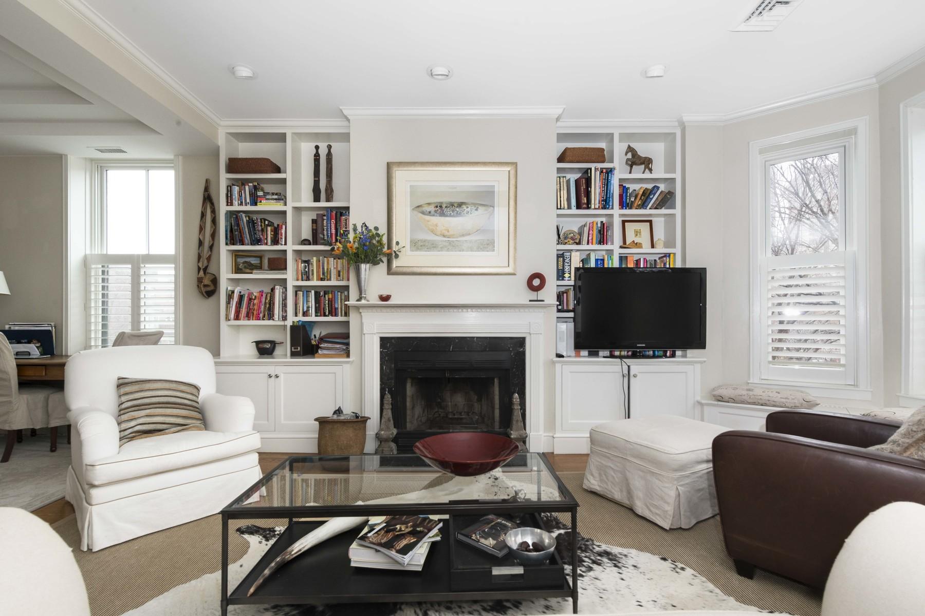 Condominium for Sale at Rutland Square 76 West Rutland Square Unit 203 Boston, Massachusetts, 02118 United States