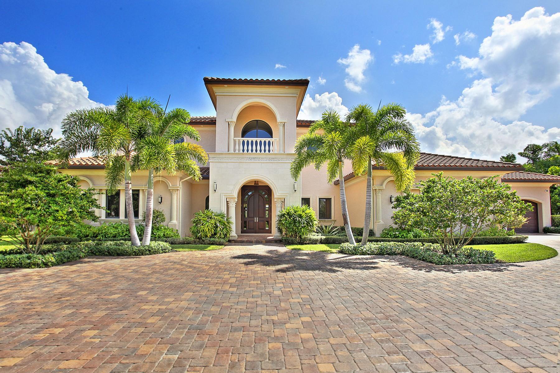 Maison unifamiliale pour l Vente à 7352 Stonegate Blvd Parkland, Florida 33076 États-Unis