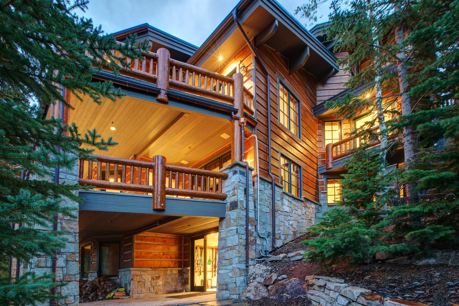 一戸建て のために 売買 アット Ski Home and Away on Deer Valley's Kimberley Trail 8025 Bald Eagle Dr Park City, ユタ, 84060 アメリカ合衆国