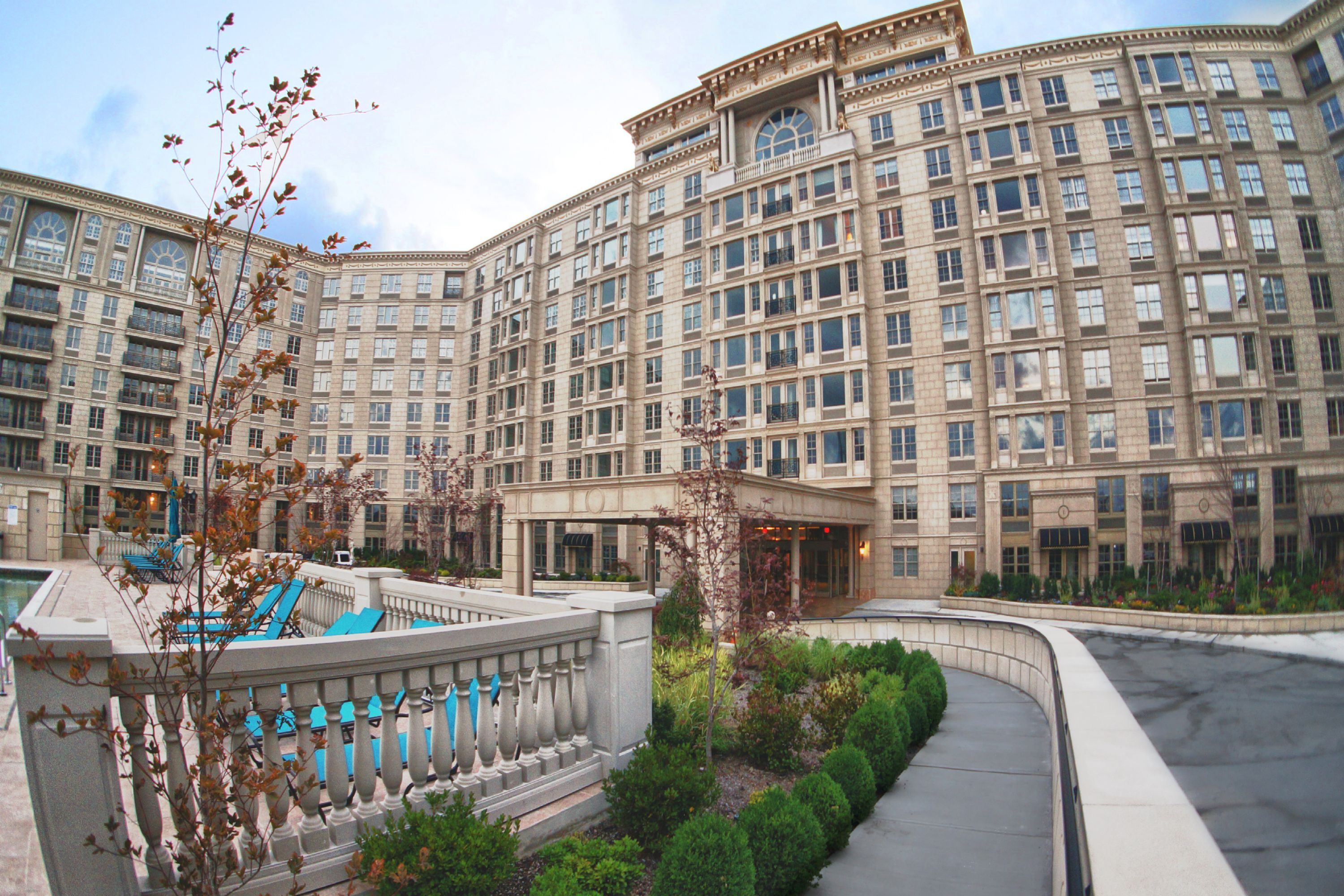 Apartment for Rent at New World Luxury 100 Alexander Way #225 Edgewater, New Jersey 07020 United States