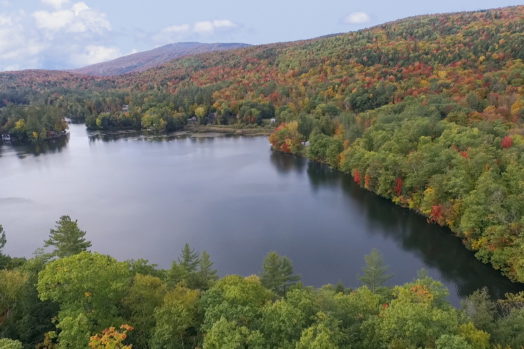 Land for Sale at Unique Lake Rescue Waterfront Tepper Dr Ludlow, Vermont, 05149 United States