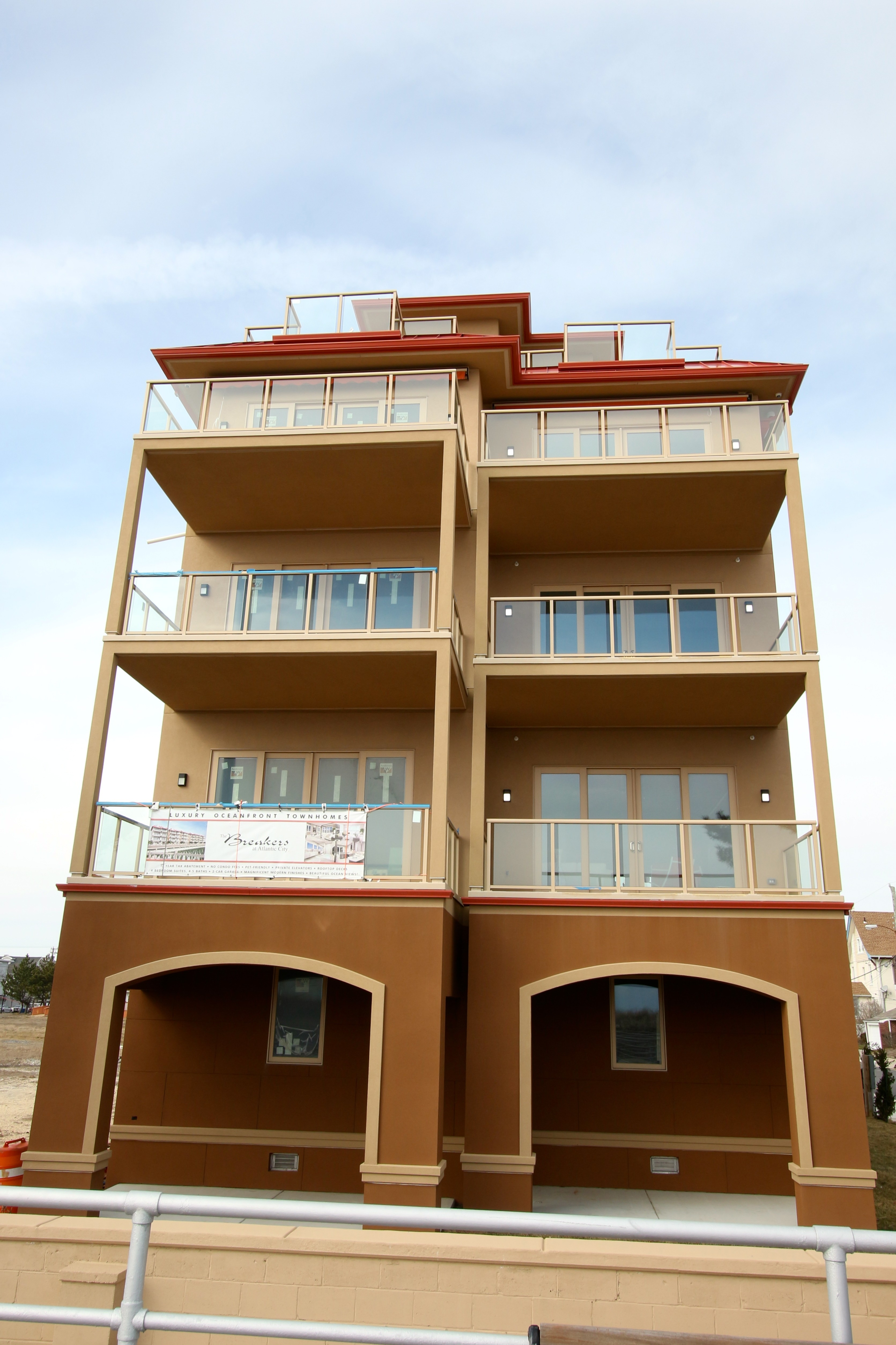Condominio por un Venta en 4102 Boardwalk Atlantic City, Nueva Jersey 08401 Estados Unidos