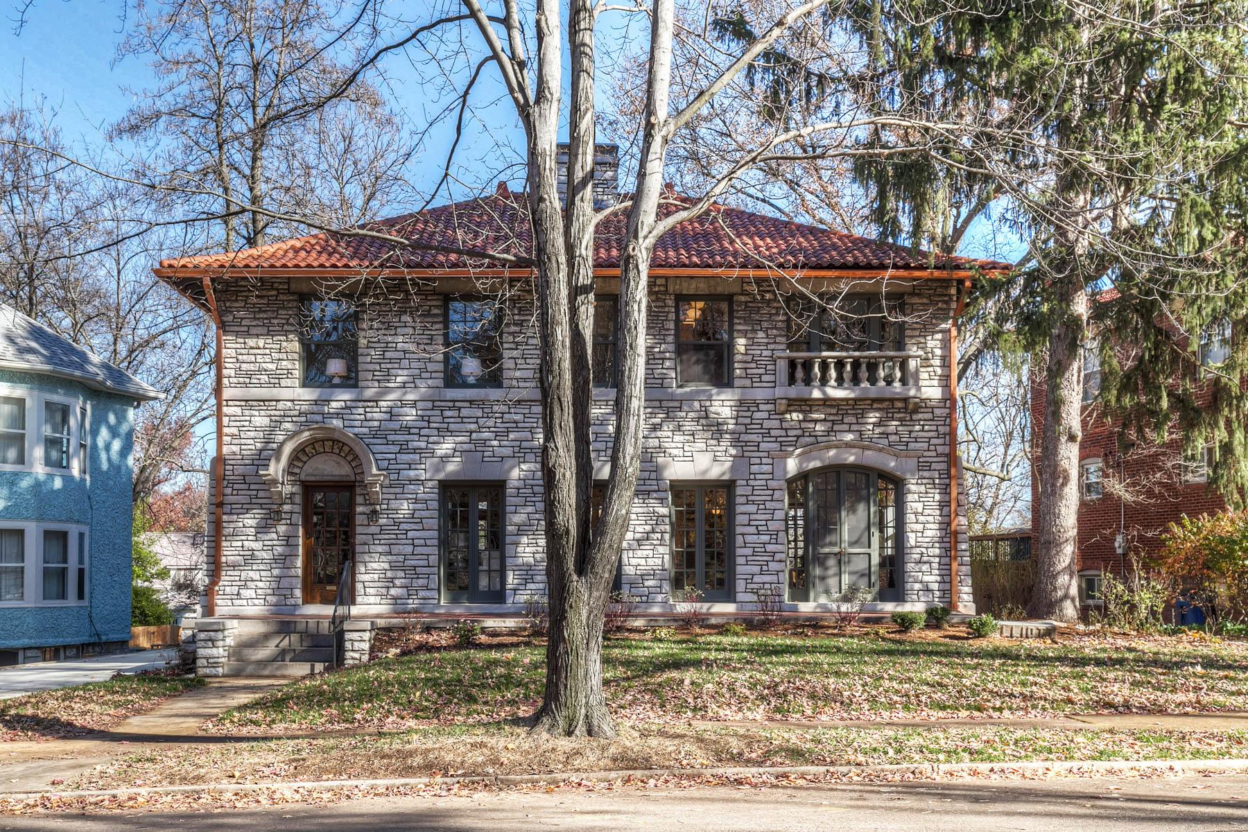 Maison unifamiliale pour l Vente à Radcliffe Ave 702 Radcliffe Ave University City, Missouri 63130 États-Unis