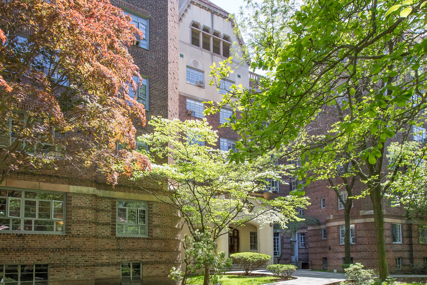 """Apartment for Rent at """"RENOVATED 2 BEDROOM IN FHG WITH PRIVATE TERRACE"""" Forest Hills, New York 11375 United States"""