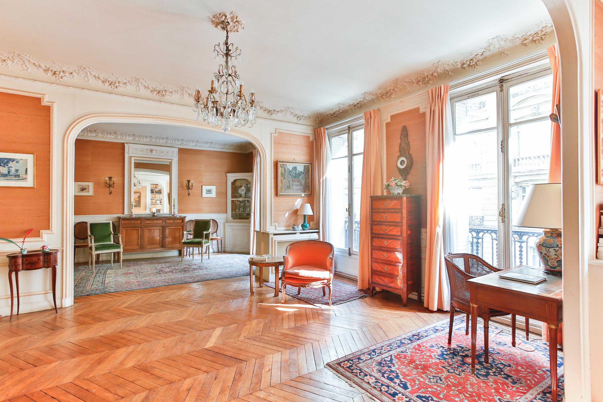 아파트 용 매매 에 Apartment - Courcelles - Monceau Rue Margueritte Paris, 파리 75017 프랑스