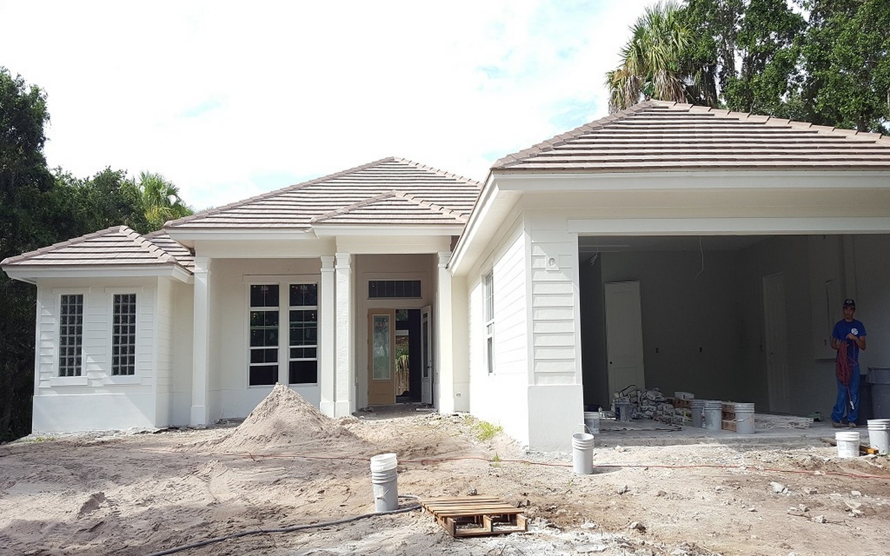 Moradia para Venda às Custom New Home on Vero's Barrier Island 720 Pirate Cove Lane Vero Beach, Florida, 32963 Estados Unidos