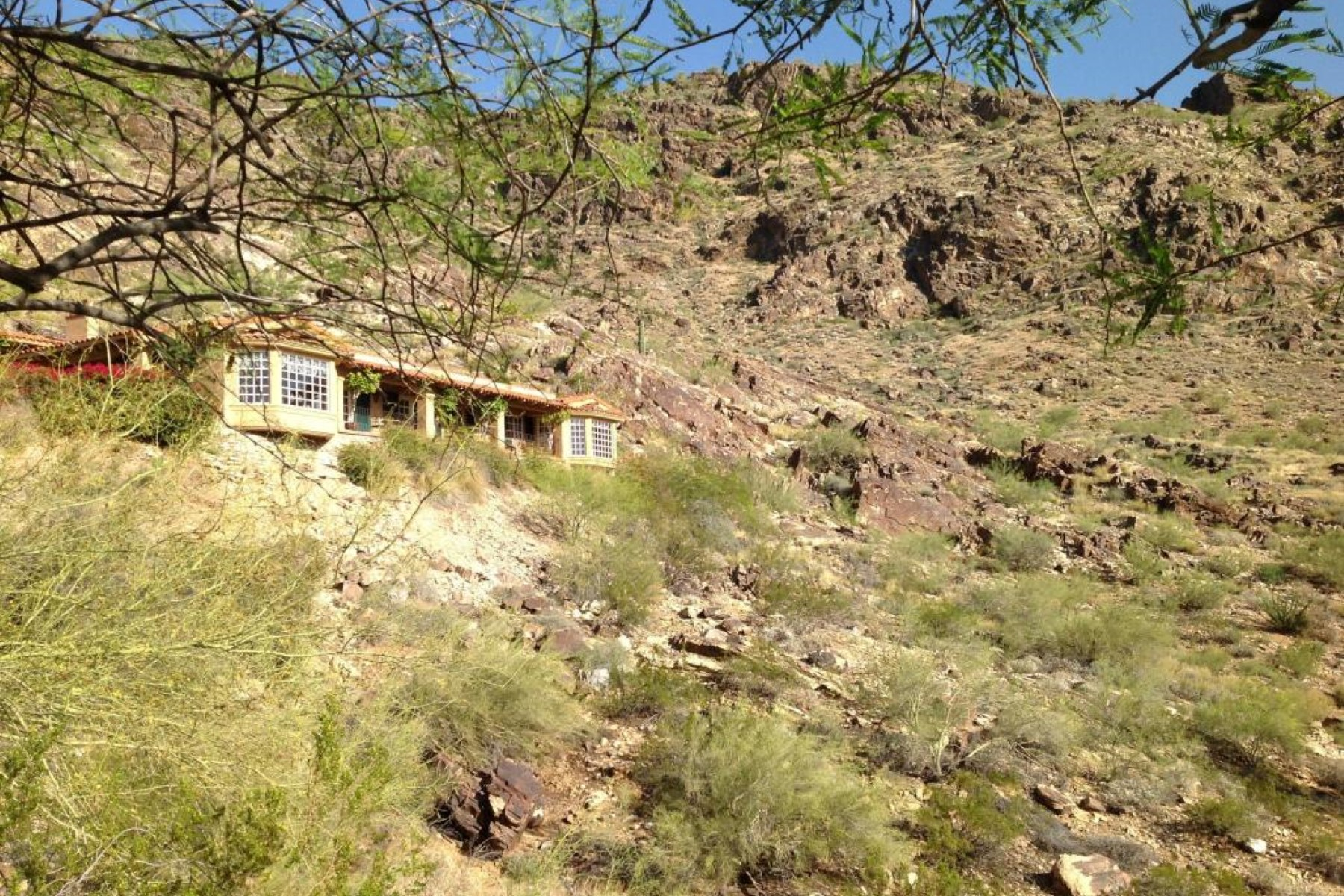 Land for Sale at One of the most private locations in Paradise Valley 5334 E Paradise CYN 13 Paradise Valley, Arizona 85253 United States