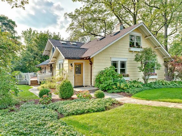 Частный односемейный дом для того Продажа на 30 S Oak 30 S Oak Street Hinsdale, Иллинойс 60521 Соединенные Штаты
