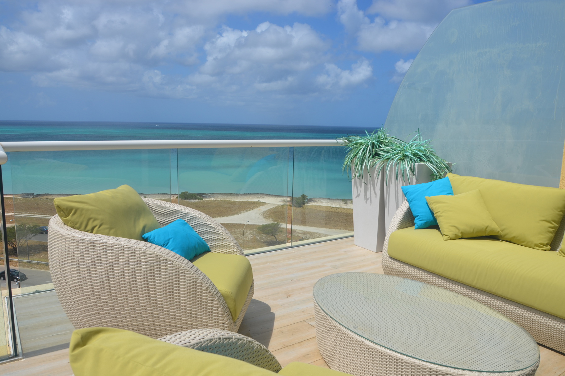Additional photo for property listing at Blue Residence Club, Penthouse A Other Aruba, Cities In Aruba Aruba