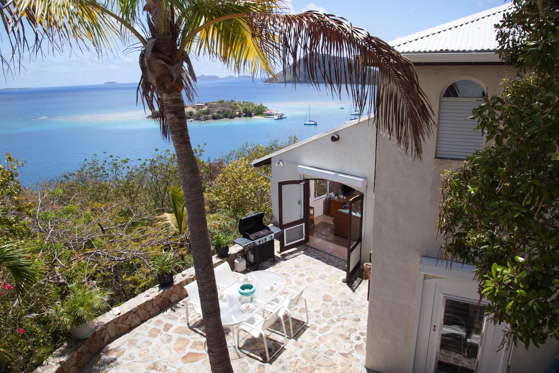 Villa per Vendita alle ore Serendipity - Great Camanoe Privateers Bay, Great Camanoe Isole Vergini Britanniche