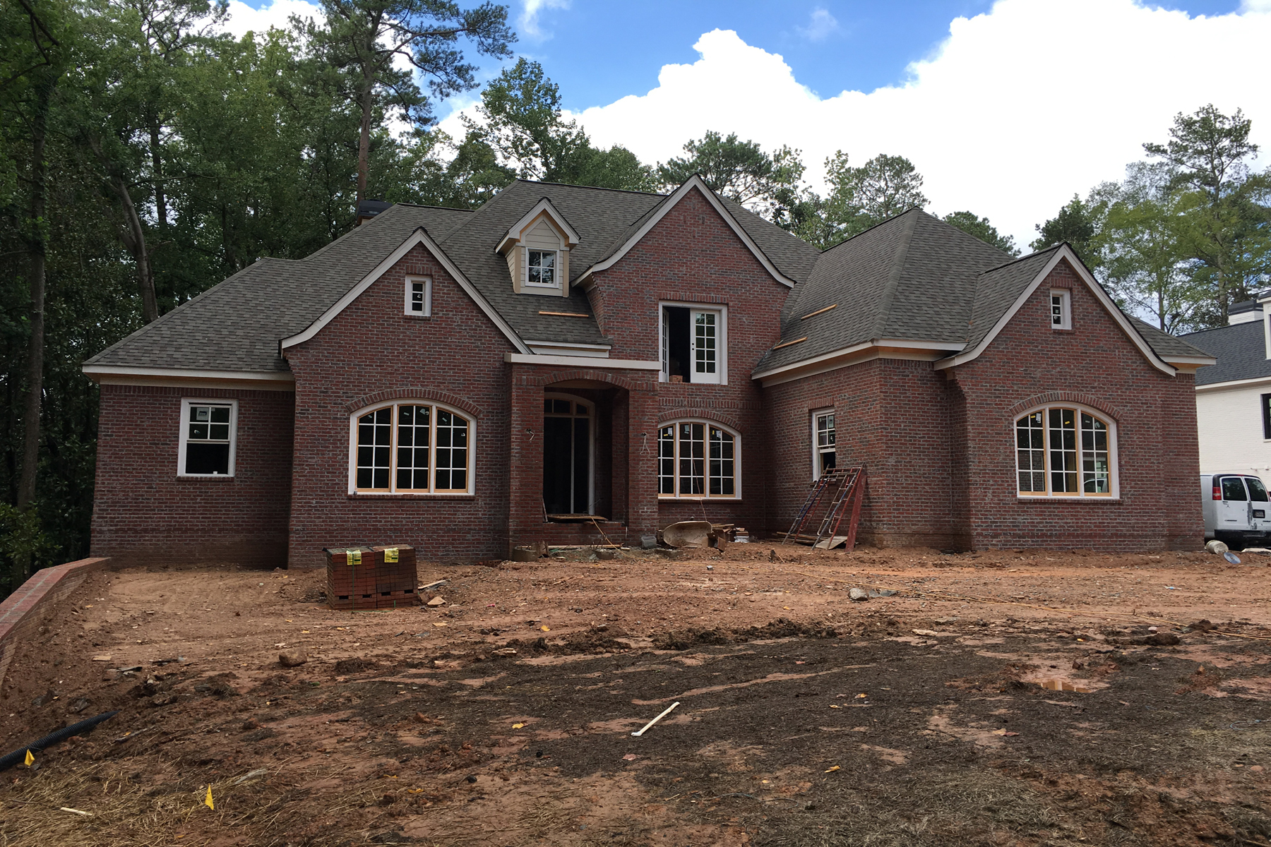 sales property at Buckhead New Construction Home