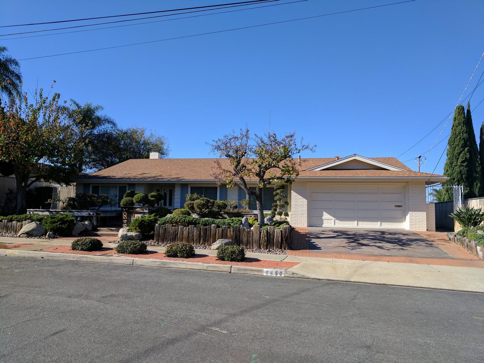 Single Family Home for Sale at 6450 Gem Lake Avenue San Diego, California, 92119 United States