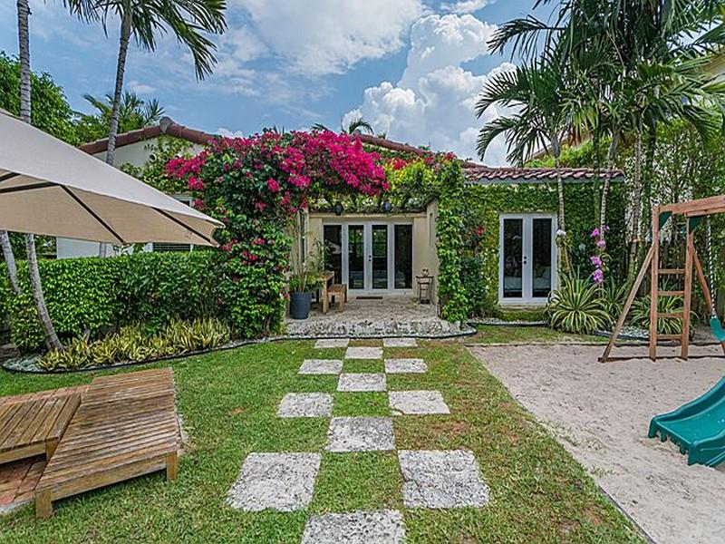 獨棟家庭住宅 為 出售 在 4568 Post Ave Miami Beach, 佛羅里達州 33140 美國