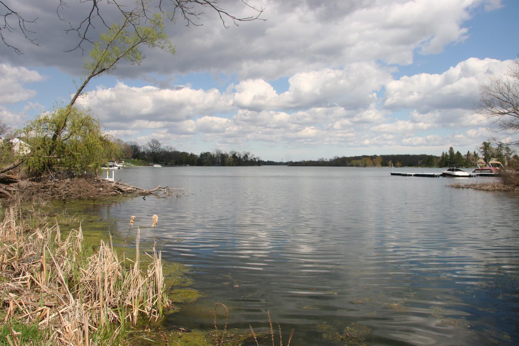 토지 용 매매 에 Orchard Lake 5281 N Bay Orchard Lake, 미시건, 48324 미국