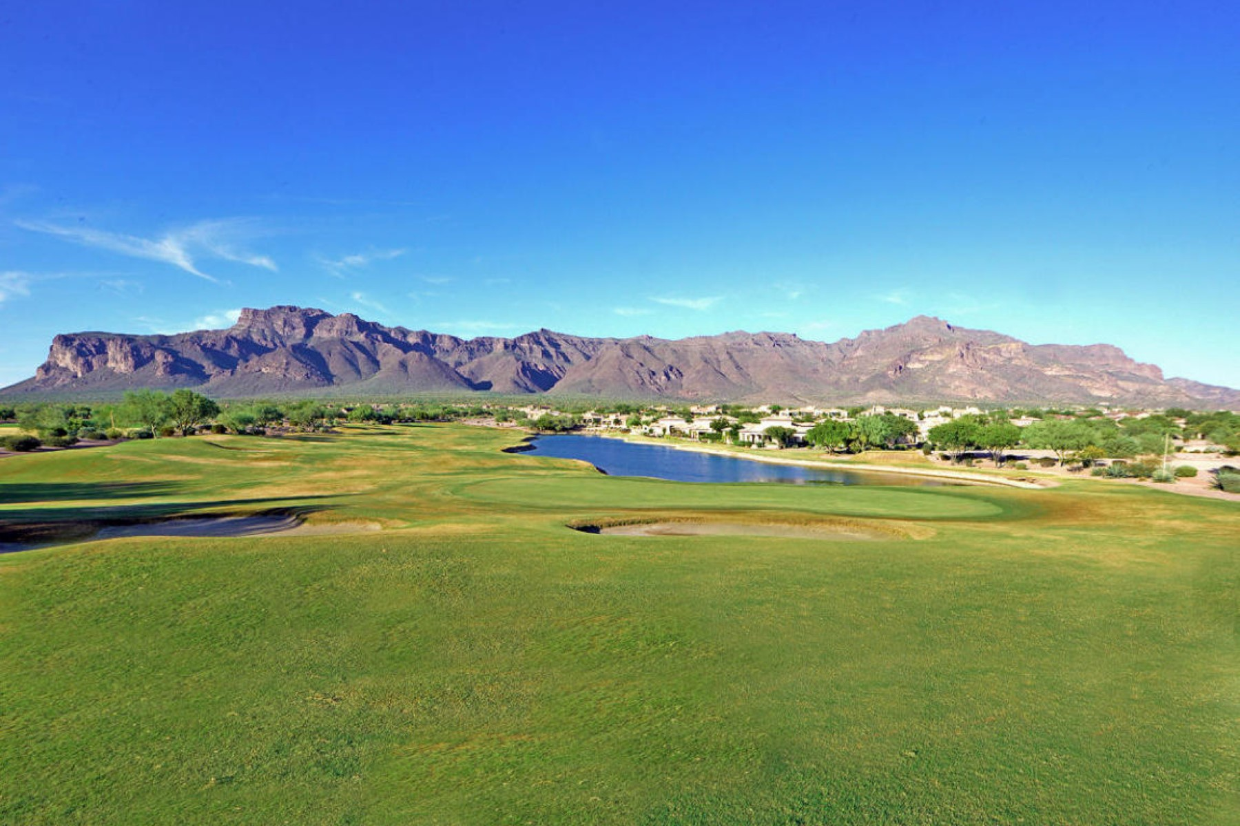 Land for Sale at Build-ready level lot with big views of the Superstitions 3605 S Ponderosa DR #18 Gold Canyon, Arizona 85118 United States