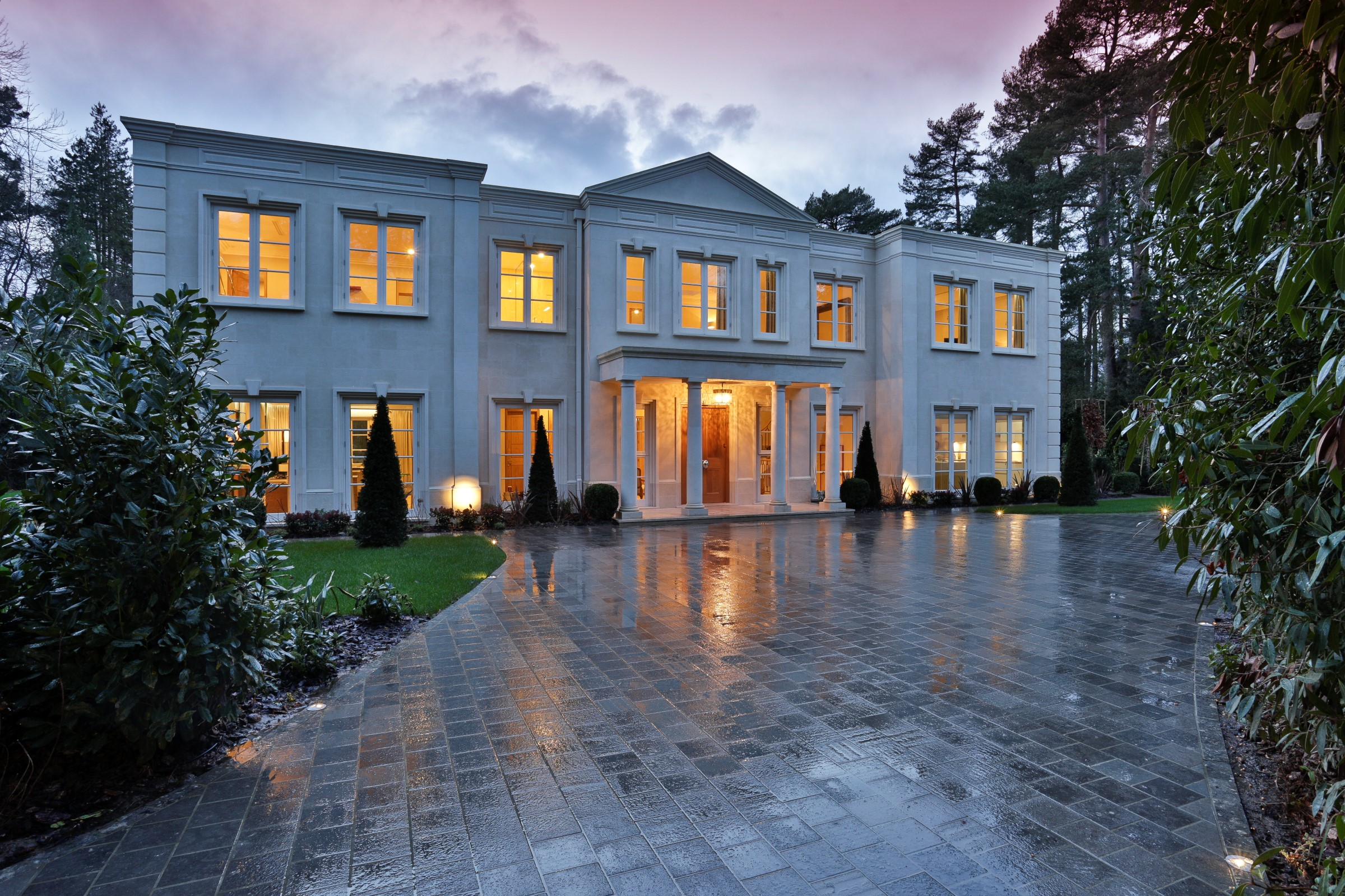 sales property at Wentworth, Surrey