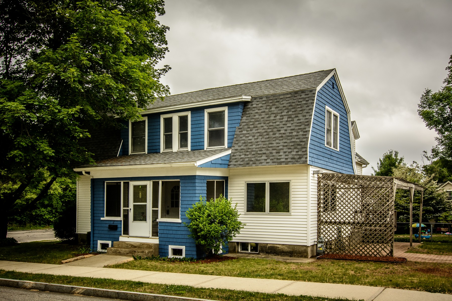 Property For Sale at Charming Dutch Gambrel