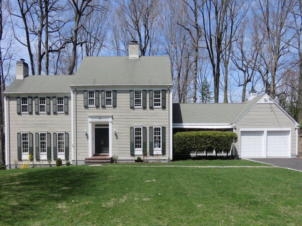 Single Family Home for Sale at LIGHT FILLED CENTER HALL COLONIAL 6 Priory Lane Pelham, New York 10803 United States