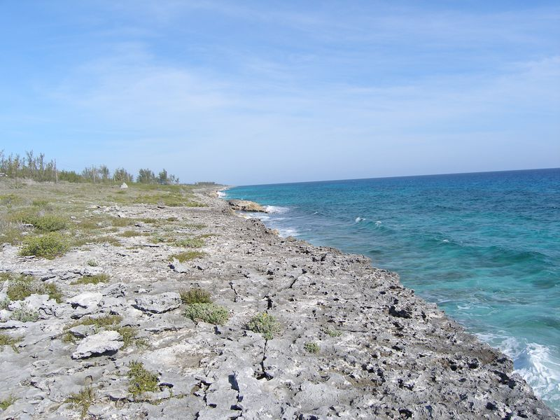 Additional photo for property listing at Atlantic Waterfront Lot on Ocean Drive Rainbow Bay, Eleuthera Bahamas