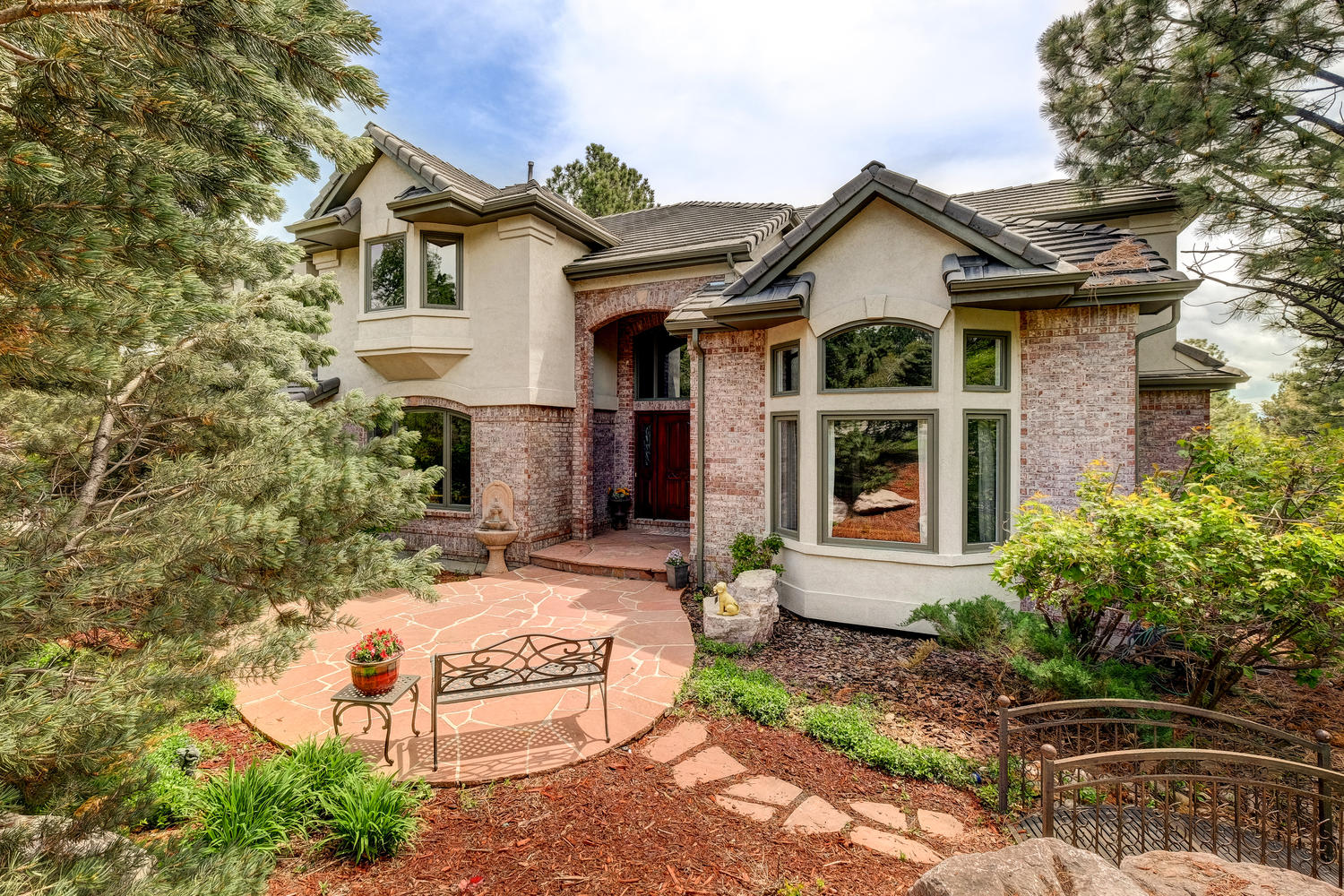 Single Family Home for Sale at 878 Wolverine Ct Castle Pines Village, Castle Rock, Colorado, 80108 United States