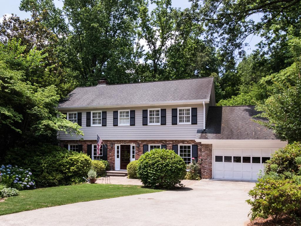 一戸建て のために 売買 アット Brookhaven Gem In Sought After Murphey Candler Park 3994 Saint Clair Court NE Atlanta, ジョージア, 30319 アメリカ合衆国