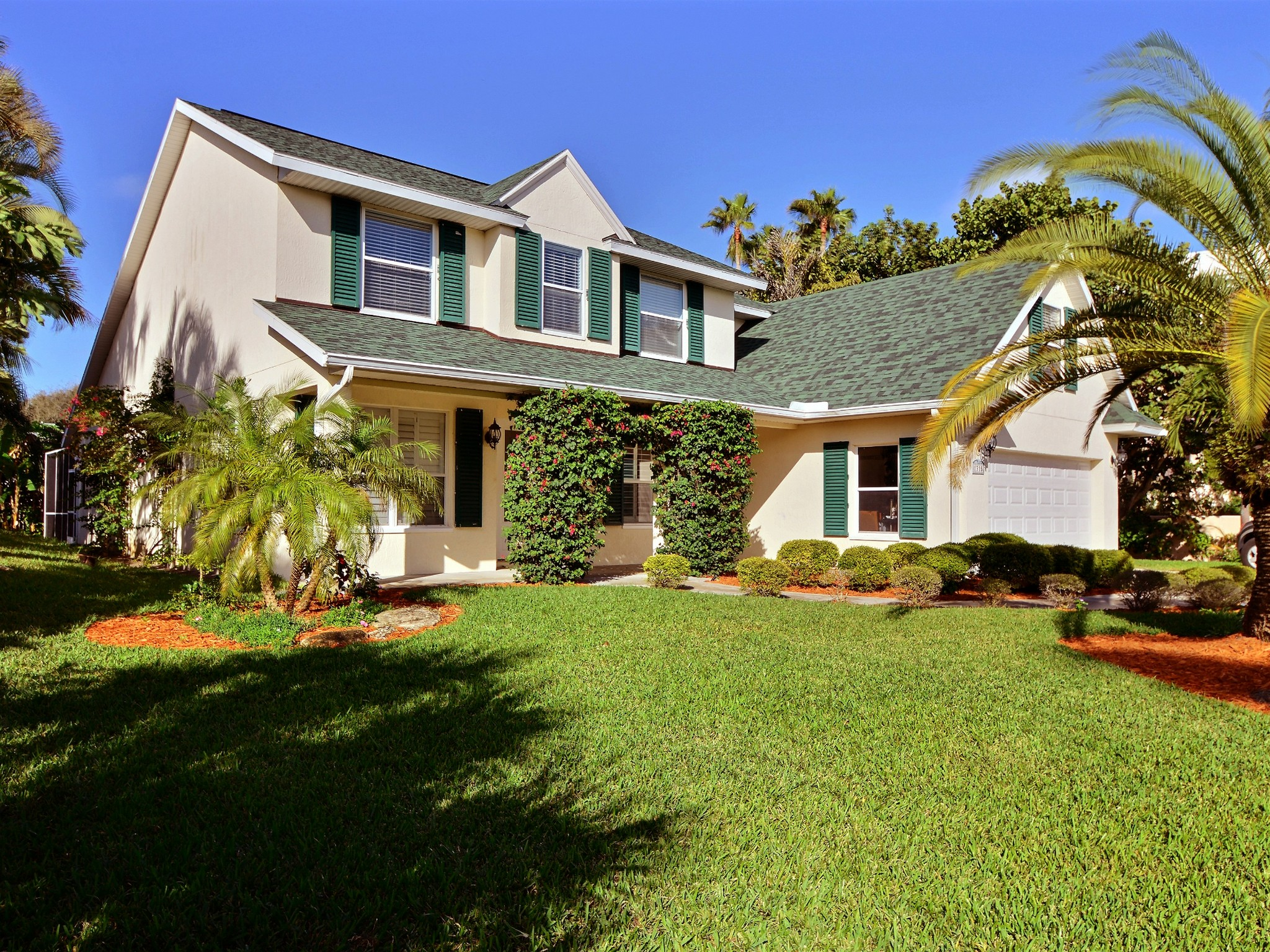 Property For Sale at Steps to Ocean, Move In Ready, 4 BR CBS Pool Home