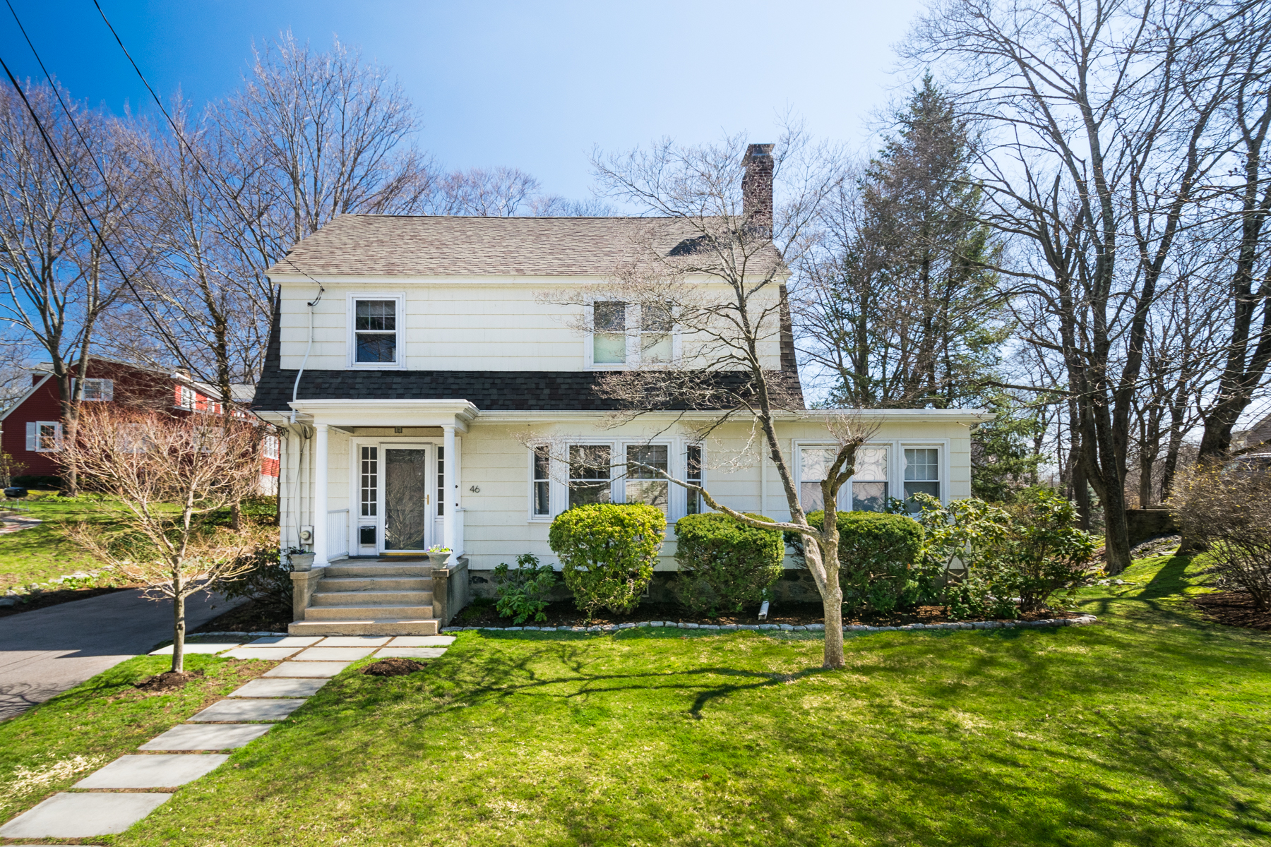 sales property at 46 Rockland Place Newton