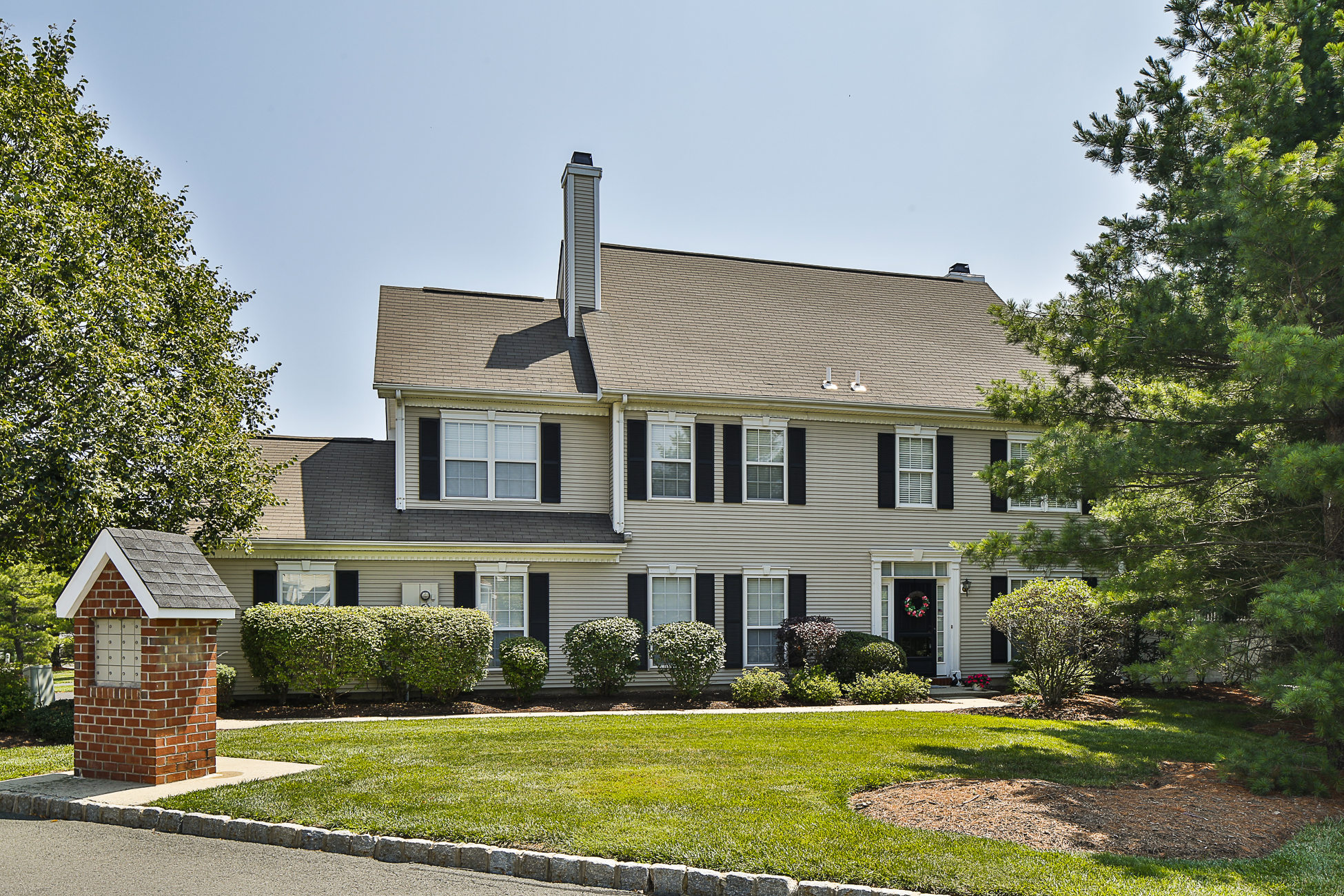 Property For Sale at Well Maintained Home Offers Gracious Lifestyle - Hopewell Township
