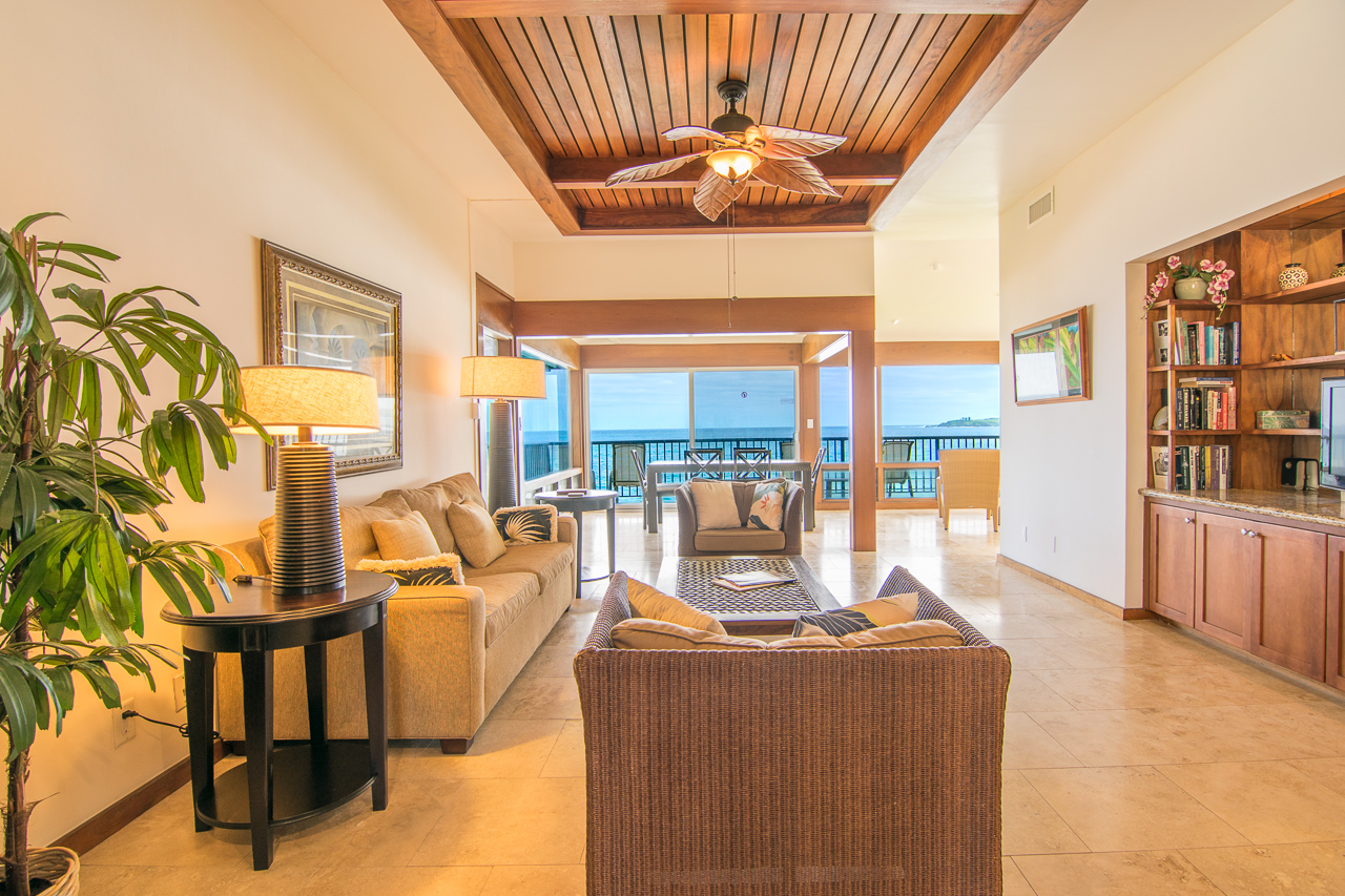sales property at Direct Ocean Front Two Bedroom Bay Villa