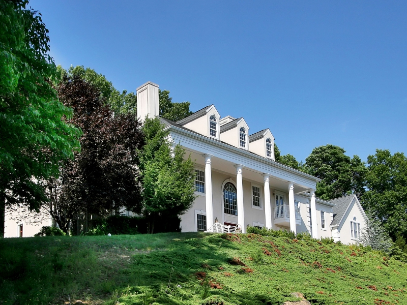 Property For Sale at Private Custom Colonial