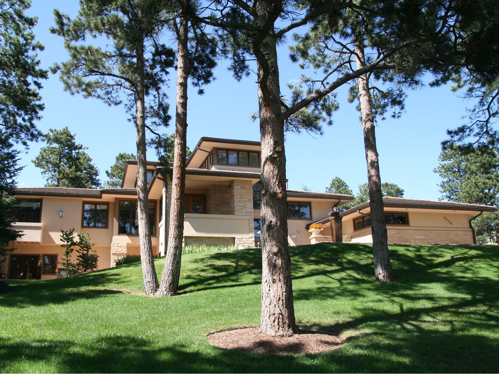 独户住宅 为 销售 在 2778 Keystone Drive Evergreen, 科罗拉多州 80439 美国