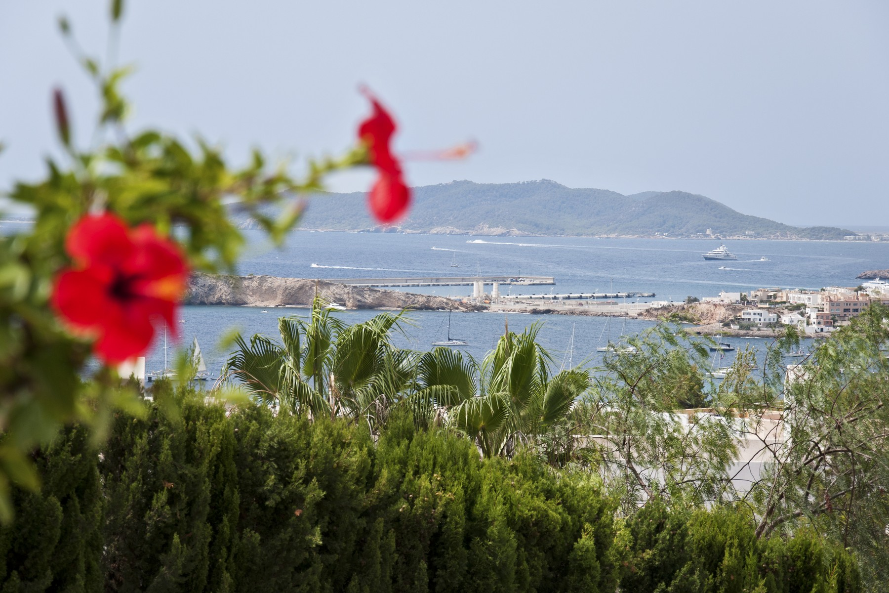 Single Family Home for Sale at Semidetached Property With Garden In Can Pep Simo Santa Eulalia, Ibiza, 07819 Spain