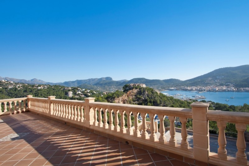 Property Of Fantastic villa with views to Port Andratx