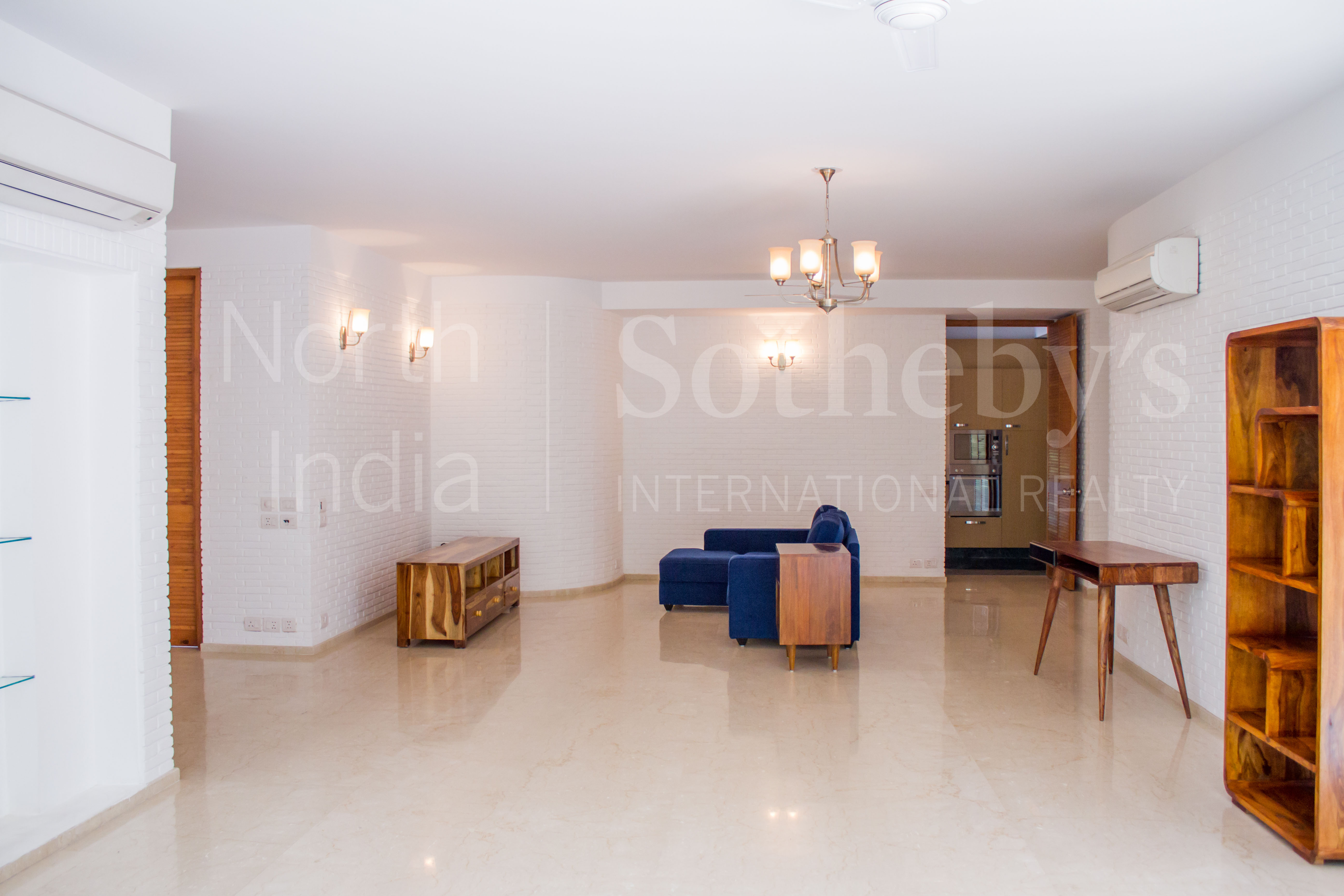 Property Of Discreet Apartment for Lease In SDA