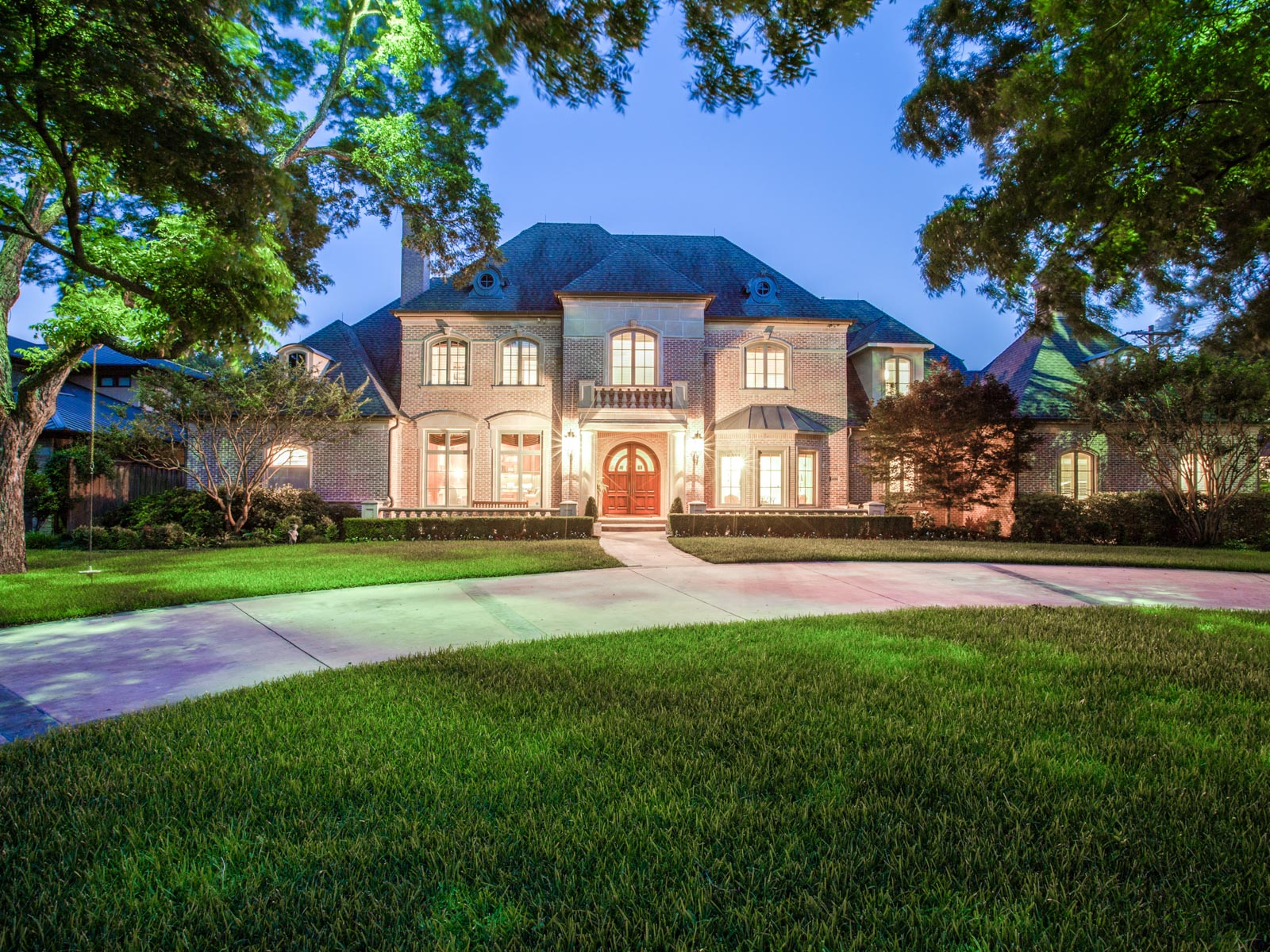 Single Family Home for Sale at Updated Classic in Preston Hollow 4406 Lively Lane Dallas, Texas, 75220 United States