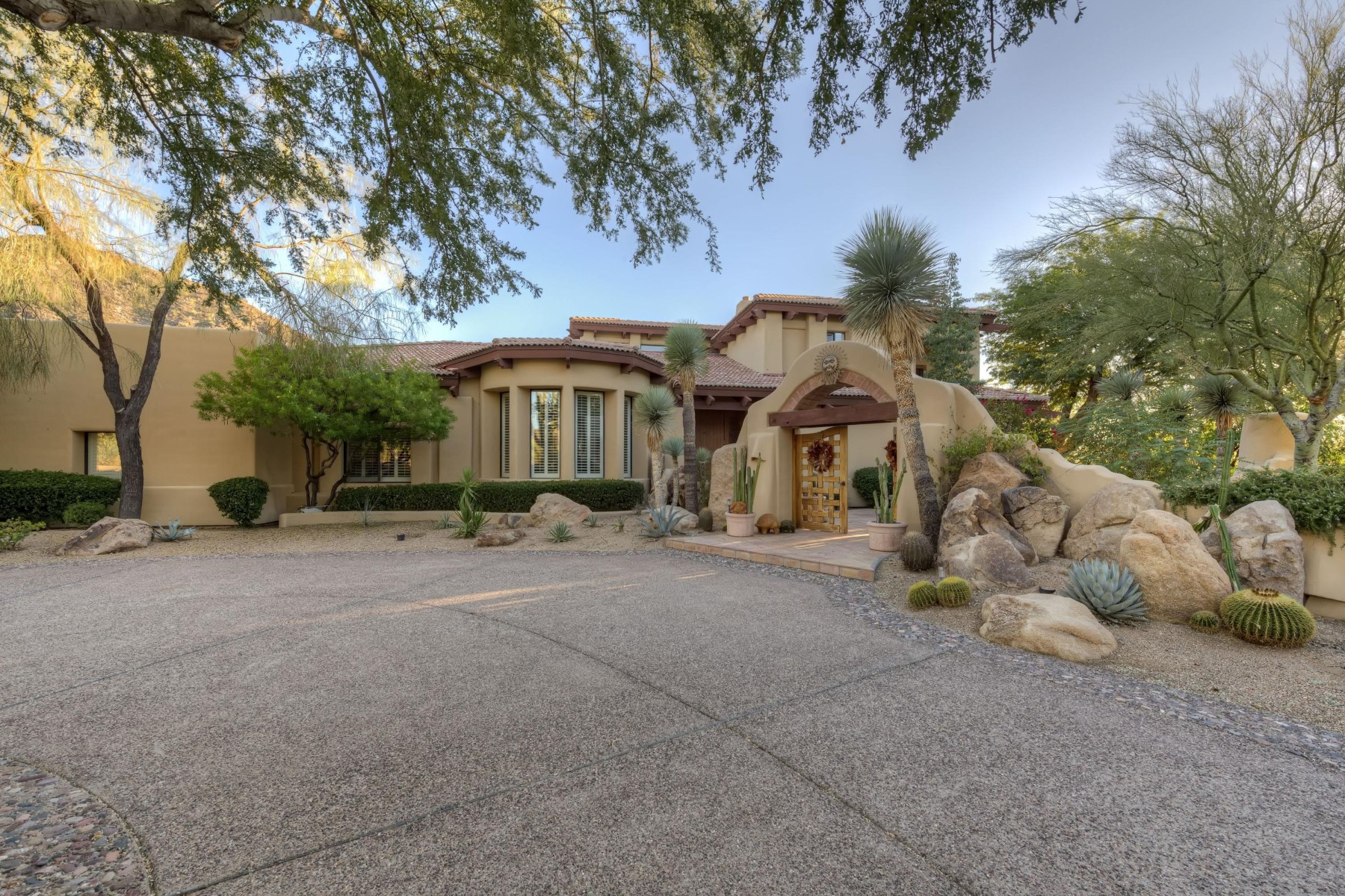 open-houses property at Resort-style custom home in the heart of Pinnacle Peak