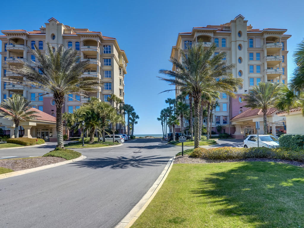 Condominium for Sale at Oceanfront Penthouse Condominium 4634 Carlton Dunes Drive unit 6702 Amelia Island, Florida, 32034 United States
