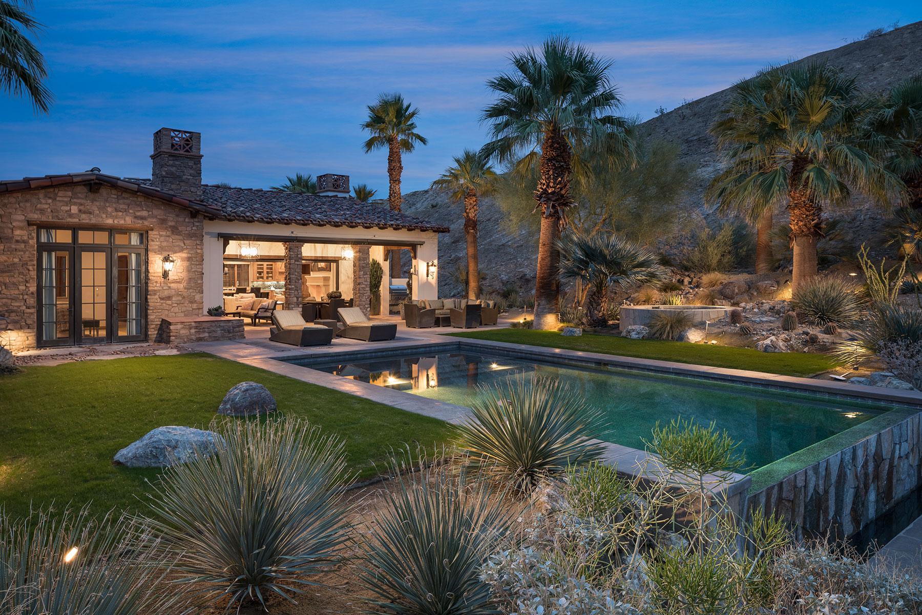 Villa per Vendita alle ore 1 Santa Rosa Mountain Rancho Mirage, California, 92270 Stati Uniti