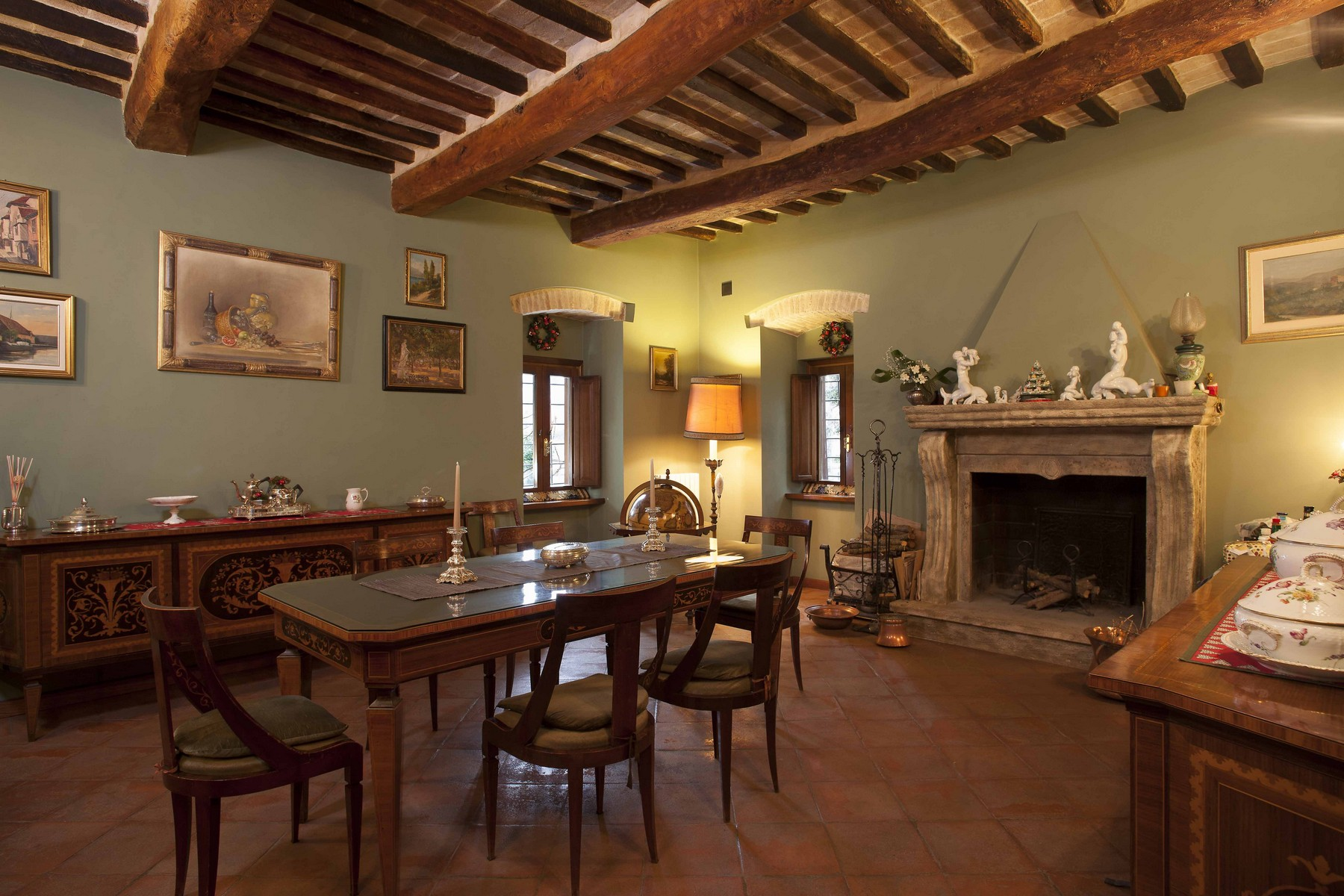 Additional photo for property listing at Charming Villa close to Assisi Via Bastia Assisi, Perugia 06081 Italie