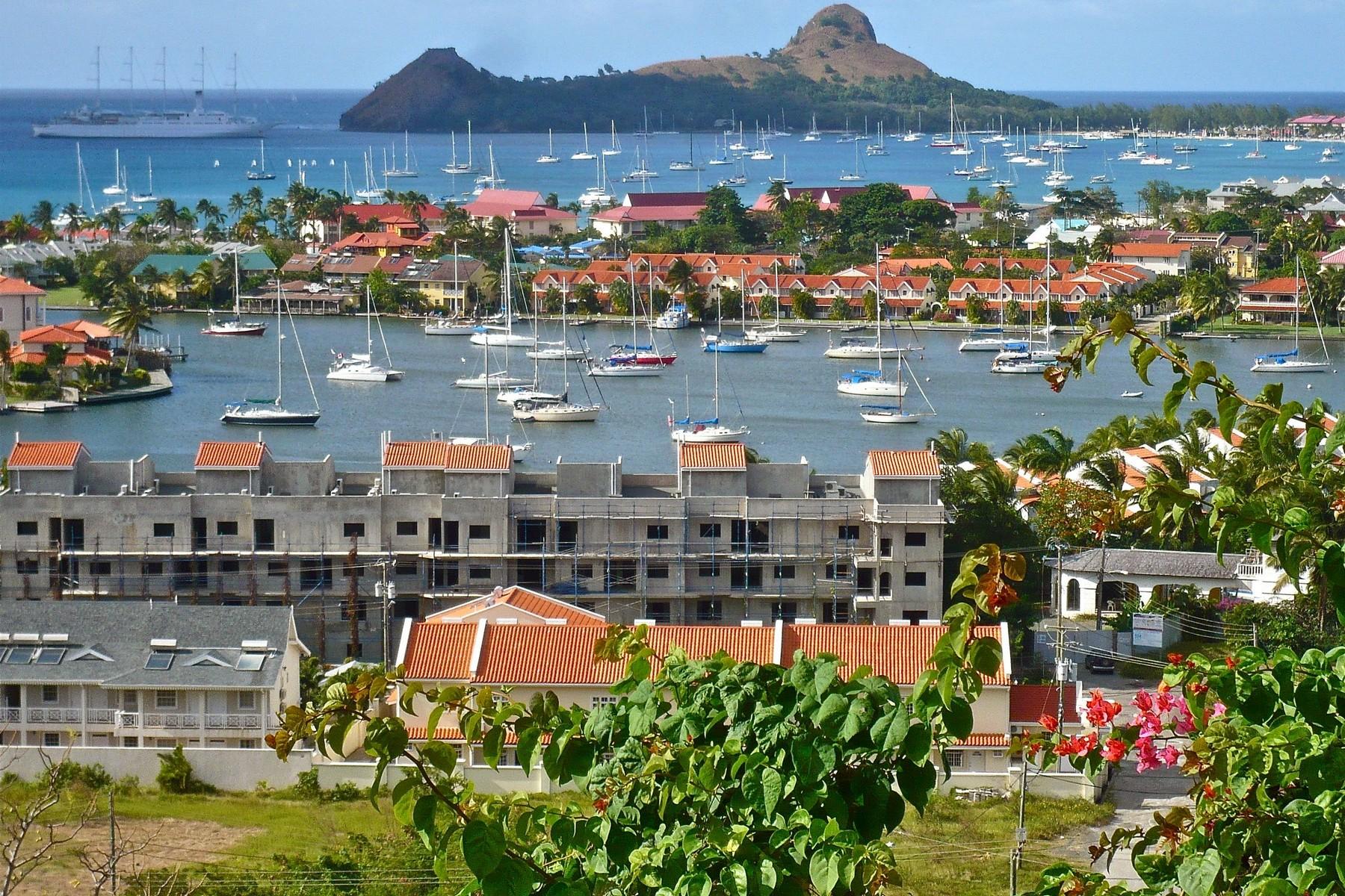 Condominium for Sale at Indigo Pearl Property Gros Islet, Gros-Islet St. Lucia