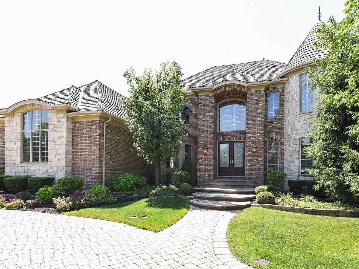 Single Family Home for Sale at 8519 Johnston Road 8519 Johnston Rd. Burr Ridge, Illinois 60527 United States