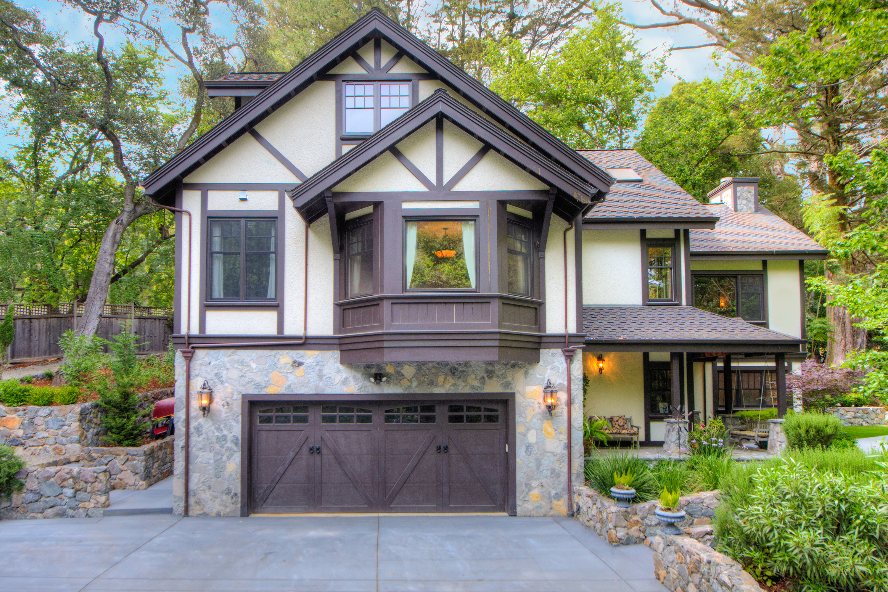 Single Family Home for Sale at Modern-Day Heritage 1 Cornwall Street Mill Valley, California 94941 United States