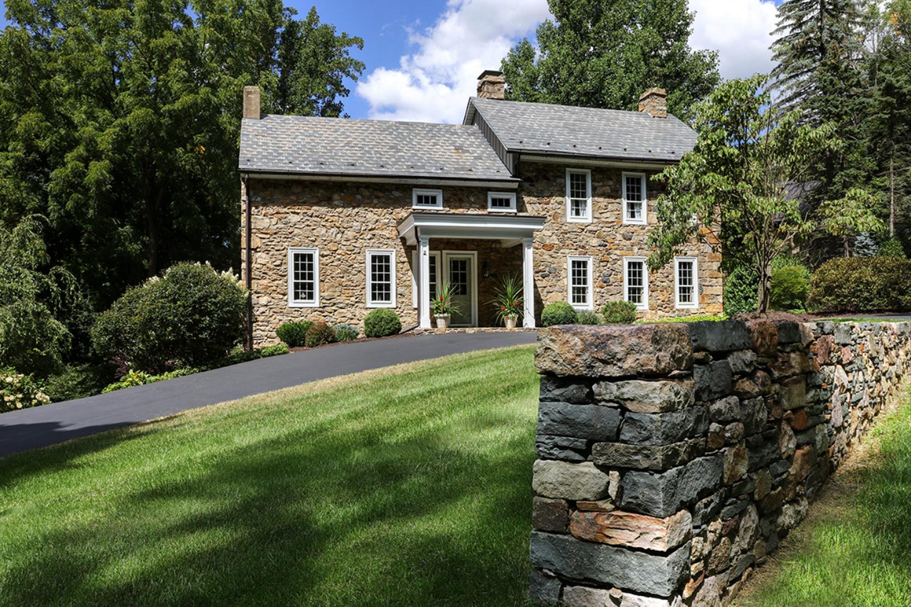 Casa Unifamiliar por un Venta en Hellertown, PA 2807 Wassergass Rd Hellertown, Pennsylvania 18055 Estados Unidos